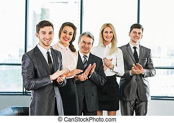 グループ, ビジネスマン