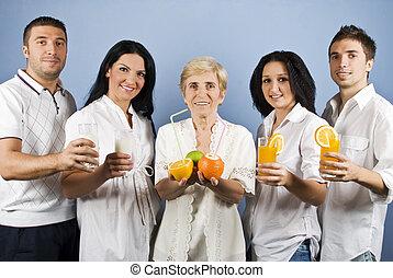 グループ, 人々, 健康