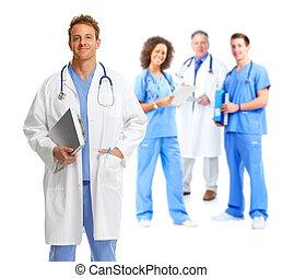 グループ, 医者