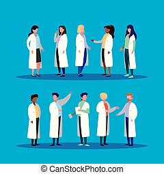 グループ, 特徴, avatar, 医者