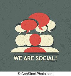 グループ, 社会