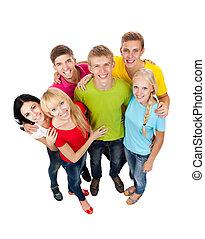 グループ, 若い人々