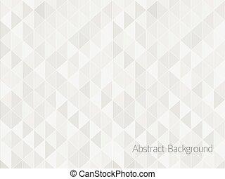 グレーのバックグラウンド, 手ざわり, 幾何学的なデザイン