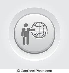 グローバルなビジネス, アイコン