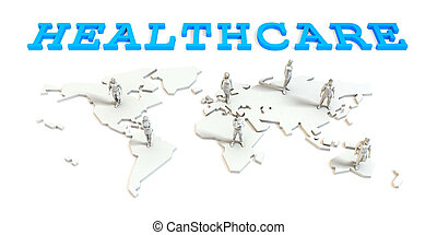 グローバルなビジネス, ヘルスケア