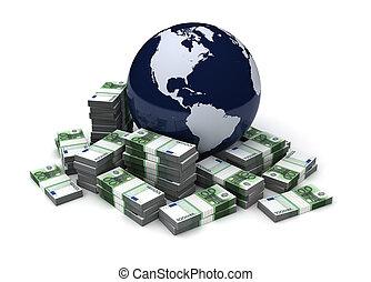 グローバルなビジネス, ユーロ
