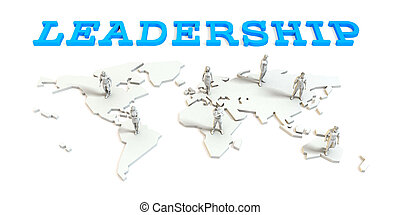 グローバルなビジネス, リーダーシップ