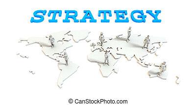 グローバルなビジネス, 作戦