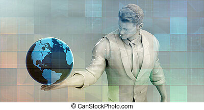 グローバルなビジネス, 管理