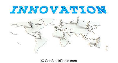 グローバルなビジネス, 革新