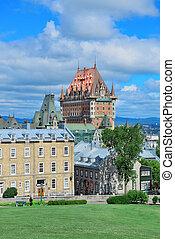 ケベック, 都市の景観, 都市