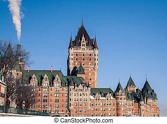 ケベック 都市