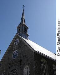 ケベック 都市, 教会