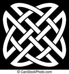 ケルト, quaternary, 結び目