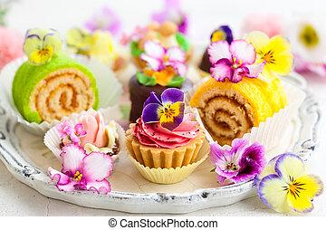 ケーキ, ∥ために∥, 午後のお茶