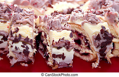 ケーキ, クリーム
