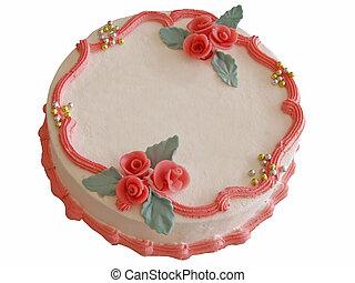 ケーキ, 優雅である