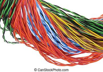 ケーブルで通信すること, データ伝送