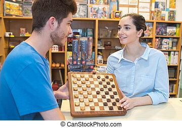 ゲーム, チェス, 購入