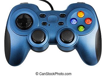 ゲーム, ビデオ, コントローラー