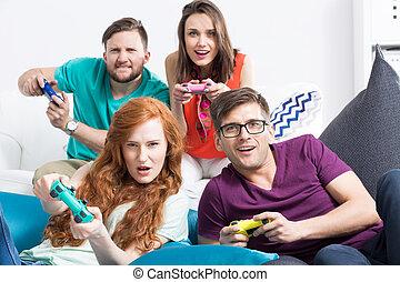 ゲーム, マスターズ, ビデオ