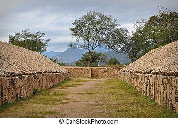 ゲーム, 古代, 法廷, ボール, メキシコ\