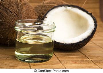 ココナッツ, オイル, 療法, 選択肢