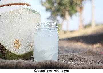 ココナッツ, 飲みなさい