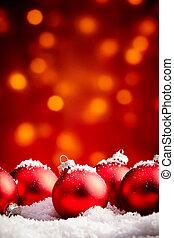 コピー, クリスマスの季節, クリスマス, 背景, スペース