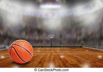 コピー, 法廷, バスケットボールボール, 活躍の舞台, スペース