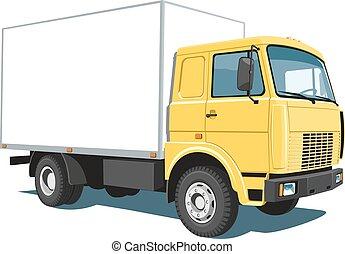 コマーシャル, トラック