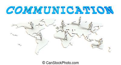 コミュニケーション, グローバルなビジネス