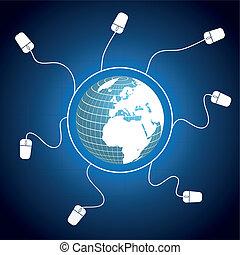 コミュニケーション, 世界的である