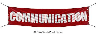 コミュニケーション, 旗