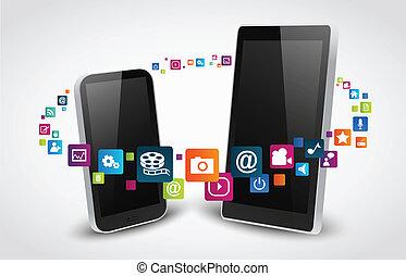 コミュニケーション, 社会, 媒体