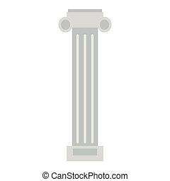 コラム, ギリシャ語, 建築家, 建物