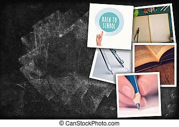 コラージュ, 写真, 教育