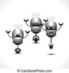 コレクション, ロボット