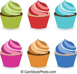 コレクション, cupcake