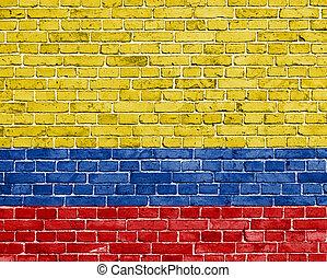 コロンビア, グランジ, 旗