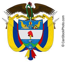 コロンビア, 紋章
