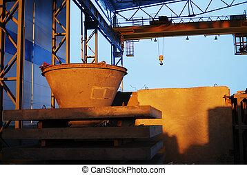 コンクリート, 厚板