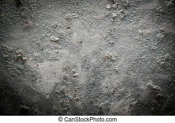 コンクリート, 石, 背景, 手ざわり