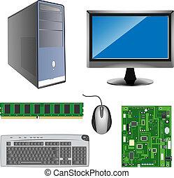 コンピュータは 分ける