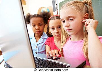 コンピュータ仕事
