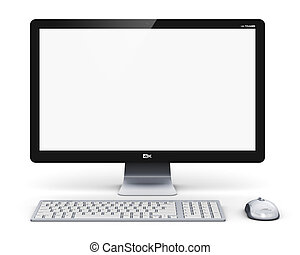 コンピュータ, デスクトップ