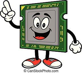 コンピュータ, プロセッサ, 指すこと