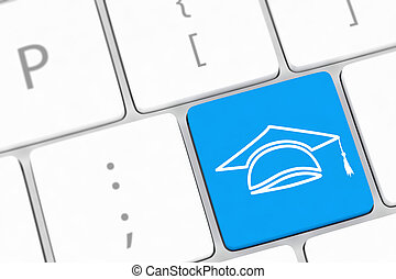 コンピュータ, 単語, 教育, キーボード