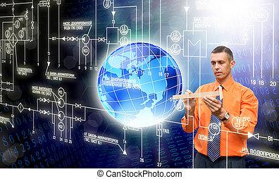 コンピュータ, 技術, 革新的