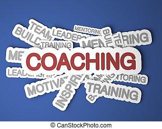 コーチ, concept.